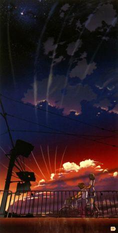/Voices Of A Distant Star/#68052 - Zerochan | Makoto Shinkai