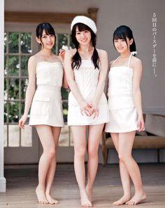 merumeru48: 堀未央奈 x 高山一実 x 大園桃子 | 日々是遊楽也