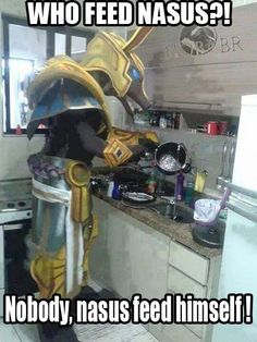 Nasus feed #nasus #lol #leagueoflegends