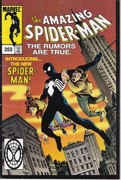 Amazing Spider-Man 252 May 1984 Issue  Marvel Comics