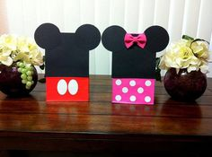 20 treat bags half Minnie mouse bags & half by PerfectPartyParade, $40.00