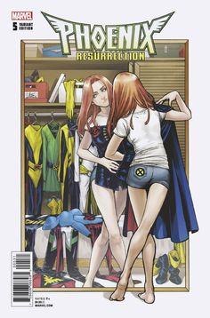 Phoenix Resurrection #5 by Kamome Shirahama