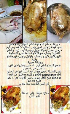 Algerian Recipes, Algerian Food, Plats Ramadan, Cooking Cream, Arabian Food, Egyptian Food, Cookout Food, Ground Meat Recipes, Homemade Marinara