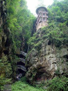 Zhangjiajie Hunan China