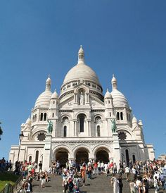 Sacré  Coeur Paris  France