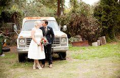 Eclectic Backyard Wedding: Star + Duncan – Part 1