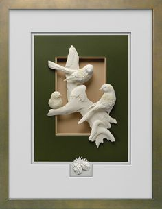 This gallery contains private commissions and paper sculptures created by paper sculpture artist Calvin Nicholls some of which are for sale Paper Birds, Paper Artwork, Paper Artist, Art For Art Sake, Mural Art, Photomontage, Caricatures, Sculpture Art, Paper Sculptures