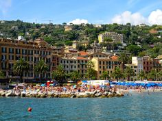 SANTA MARGHERITA LIGURE http://destinationfiction.blogspot.ca/2015/03/resort-towns-of-italian-riviera.html