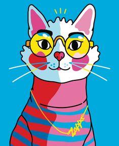 Tableau Pop Art, Arte Indie, Posca Art, Cartoon Painting, Hippie Art, Diy Canvas Art, Psychedelic Art, Graphic Design Inspiration, Graphic Illustration