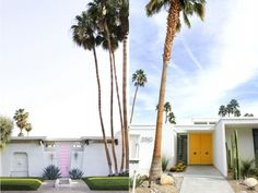 How to create a Palm Springs inspired bedroom   Yes Please