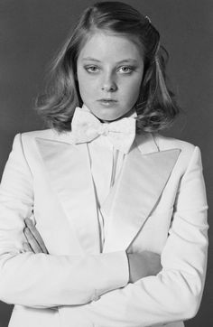 Jodie Foster in 1977…