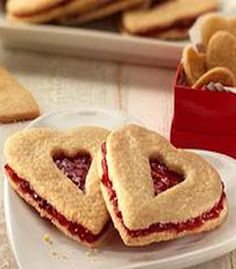 This romantic Valentine Hearts Recipe are ideal for a gift for a loved one or even as a treat for yourself!
