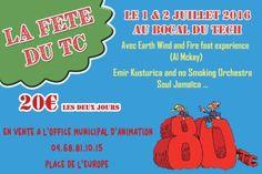 Argelès-sur-Mer : La Fête du Travailleur Catalan des conférences des débats et surtout des concerts !