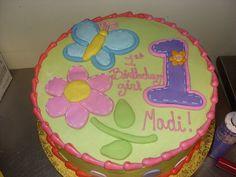 LITTLE GIRL BIRTHDAY CAKES IMAGES | little girls birthday cake | Flickr - Photo Sharing!