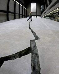 Shibboleth - Doris Salcedo - Art - New York TimesShibboleth. Doris Salcedo. 2007–2008 C.E. Installation.