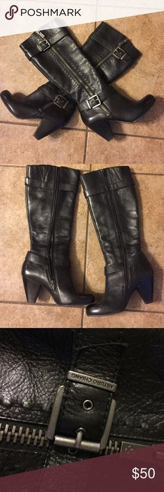 Arturo Chiang boots Great condition Arturo Chiang Shoes Heeled Boots