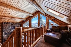 Back in the days of the settlers that founded Breckenridge, all of the homes were built with massive felled timbers from the surrounding forest. Those days may be over now, but you can recapture the pioneer spirit ...