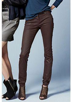 Next, jeans met coating, Otto, grote maten mode