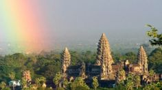 Angkor Regenbogen