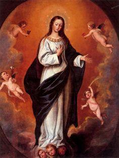 Bocanegra: Inmaculada Concepción.