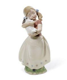 Amazon.com: Lladro My Sweet Little Puppy Figurines: Home & Kitchen