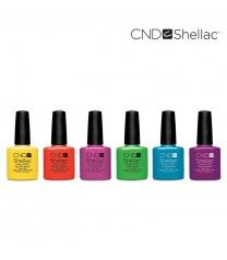 CND - Shellac Paradise Collection (Full Set)