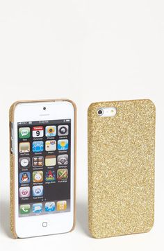 Just bought this last night for my new iPhone 5! Just in time for the holiday season.  MIRABLING 'New Diamond' iPhone 5 Case (http://shop.nordstrom.com/s/mirabling-new-diamond-iphone-5-case/3408057)