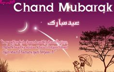 Advance Eid Chand Raat Mubarak Wishes Messages in English and Hindi