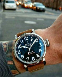 Zenith Pilot Wrist Watch