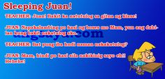 Collections of Pinoy Tagalog Jokes and Funny Quotes Short Jokes Funny, Funny Jokes To Tell, Funny Cats, Tagalog Quotes, Quotations, Filipino Funny, Math Quotes, Funny Prank Videos, English Jokes