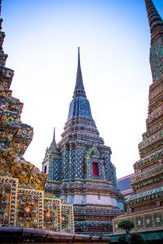 Wat Pho - Bangkok, Thailand More