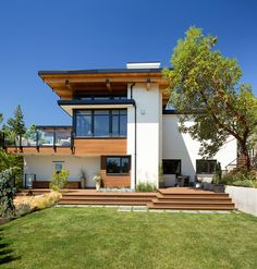 Burkehill House By Kallweit Graham Architecture
