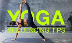 A critical eye for yoga sequencing lets you understand how the body can and should move in poses AND work this into tailor-made classes for your client.