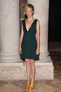Alba Rohrwacher attends Miu Miu Women's Tales Dinner