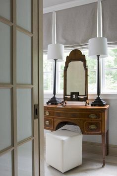 Dressing table #darrylcarter