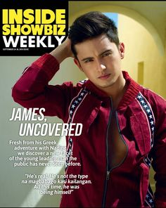 Get your digital subscription/issue of Inside Showbiz-September 17 - 2016 Magazine on Magzter and enjoy reading the magazine on iPad, iPhone, Android devices and the web. James Reid, Nadine Lustre, Jadine, Music Composers, Music Labels, Type I, Just Friends, All About Time, Tv Shows