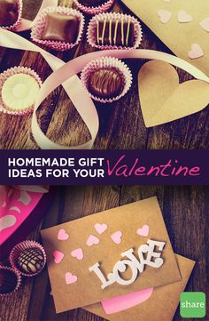 This Valentine's Day, think outside of the usual red-roses-and-dinner-at-a-fancy-restaurant-box, and make your special someone a gift from the heart.