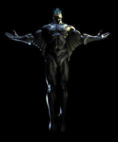 The Inhumans - Black Bolt