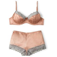 VINTAGE GLAMOUR BOY SHORT (24 CAD) ❤ liked on Polyvore featuring intimates, panties, lingerie, underwear, undies, vintage style lingerie, underwire bras, vintage panty, vintage panties and longline bikini