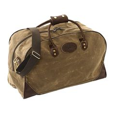 Waxed canvas bags, can stand up to the harshest of conditions. So, 8 bags should be able to take on your daily commute.