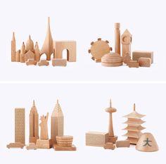 Miniature cities