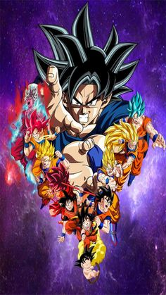 we will miss everyone in dragon ball super. and also goku ;)