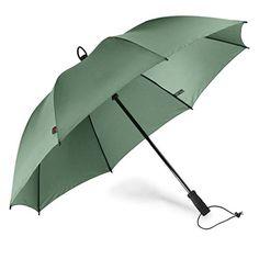 Walimex Pro Swing - Paraguas con soporte manos libres, color verde - http://comprarparaguas.com/baratos/de-colores/verde/walimex-pro-swing-paraguas-con-soporte-manos-libres-color-verde/