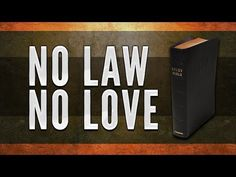 ▶ No Law No Love ~ 119 Ministries