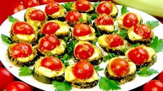 Tapas, Beignets, Lunch Time, Caprese Salad, Eggplant, Vegetable Pizza, Family Meals, Zucchini, Food And Drink