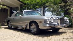 1976 Stutz Blackhawk VI Coupe
