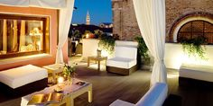 Bloom & Settimo Cielo, Venice, Italy Hotel Reviews | i-escape.com
