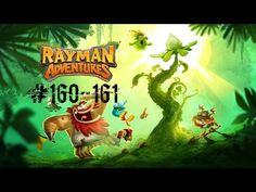 rayman adventures android walkthrough (adventure 160 161)