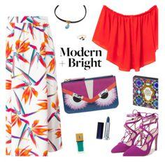 modern + bright