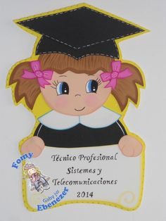 Graduation Images, Graduation Cards Handmade, Graduation Crafts, Graduation Theme, Graduation Cookies, Kindergarten Graduation, School Projects, Projects To Try, Diy And Crafts